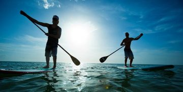 comparatif paddle gonflable