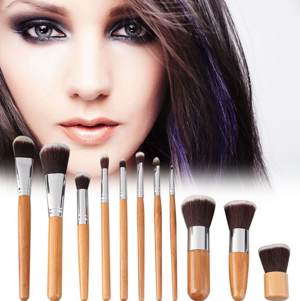 set pinceau maquillage