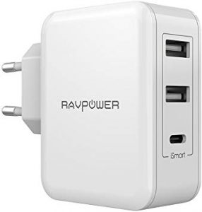 chargeur mural RAV Power